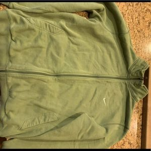 Nike Zip Up Size XL